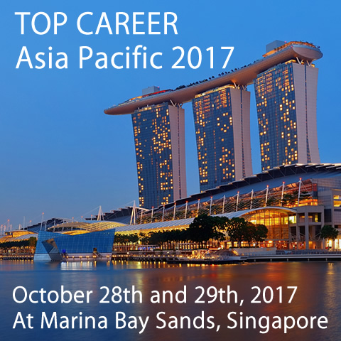 TOP CAREER Asia Pacific 2017