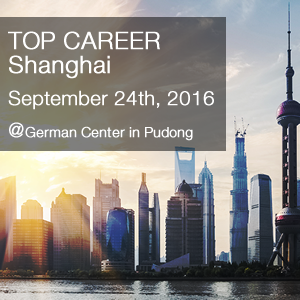 TOP CAREER Shanghai